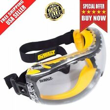 DEWALT CONCEALER DPG82 Clear Safety Glasses (DPG8211C)