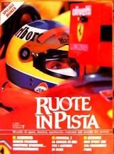 Ruote in pista 7 1987 Lotus 72 una macchina vincente. Piquet Sc.44