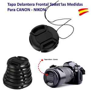 Tapa protectora objetivo de pinza 67mm-ENVIO GRATIS