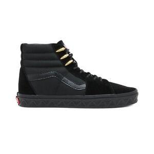 ba2fd1a476d Vans Marvel Black Panther Sk8 Hi Men s 5.5 Women s 7 Skate Shoes New ...