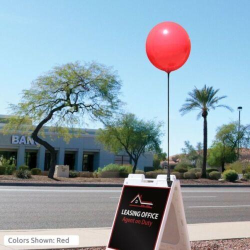FREE SHIPPING Outdoor Reusable Balloon A-frame Bracket Kit