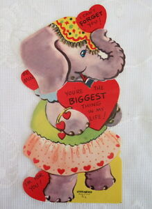 Mechanical-Vintage-Valentine-You-039-re-The-Biggest-Thing-in-My-Life