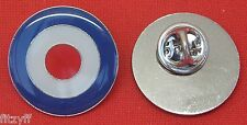 RAF Target Mod Mods Bullseye Scooter Vespa Lambretta Lapel Tie Hat Cap Pin Badge