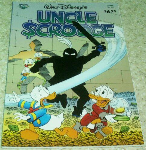 "Rosa: /""The Black Knight Glorps Again!/"" Walt Disney/'s Uncle Scrooge 354 9.4 NM"