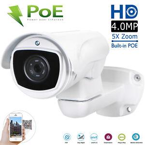 Dome-POE-Outdoor-PTZ-IP-Camera-5X-Optical-Zoom-4MP-HD-1520P-IR-Night-Vision-100m