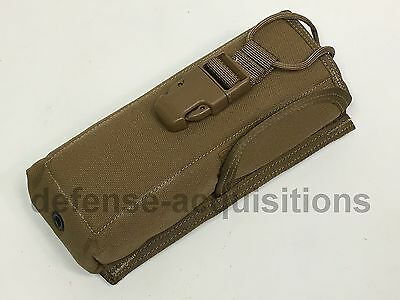 NEW Allied Industries Radio Pouch MBITR PRC148 SFLCS COYOTE