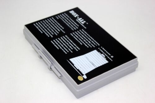 6 SMT SMD resistor capacitor storage box Organizer 1206 0603 0805 0402 0201 USA