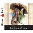 Robinson Crusoe by Daniel Defoe (CD-Audio, 2010)