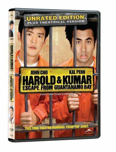 Harold & Kumar Escape from Guantanamo Bay: Unrated Edition (Bilingual)