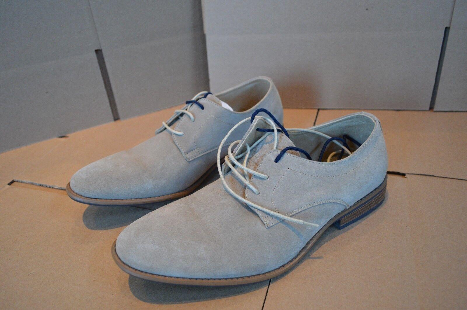 J75 by Jump Men's Marconi Tan Suede Dress shoes