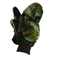 Scent Blocker/whitewater Sherpa Glo-mitt Glove Mitten Realtree Ap Medium