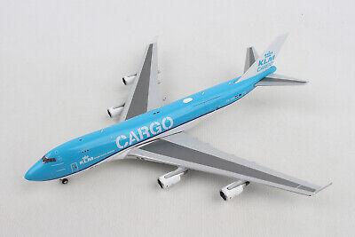 pH-CKA NEW LIVERY GeminiJets gjklm 1827 KLM Cargo BOEING b747-400f 1:400