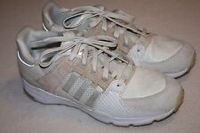 "Adidas EQT Support 93 ""Oddity Luxe"" Multi-Material Chalk White Shoes Men 9.5 EUC"