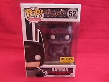 Funko Pop! BATMAN blue  Arkham Asylum   #52 Vinyl Figure Hot Topic (D116HP)