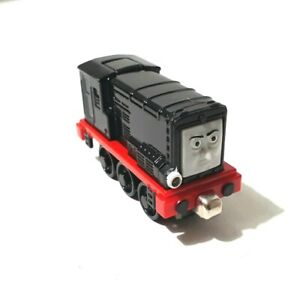 DIESEL Thomas the Train Talking & Light Up Diecast Metal Take N Play Mint *Works