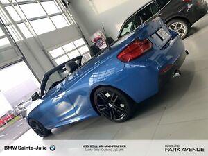 2018 BMW Série 2 M240 Cabriolet | Premium Enhanced | M Performance