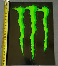 adesivo monster energy per moto scooter cross e auto stickers