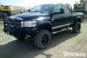 2002-08-Dodge-Ram-1500-03-09-2500-3500-Pocket-Riveted-Fender-Flares-FLARE