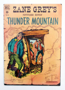 Zane Grey's Thunder Mountain Four Color Comic #246 (#5 ...