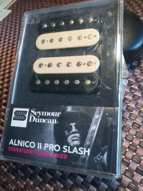 Seymour Duncan Alnico II Pro Slash Signature Humbucker Pickups