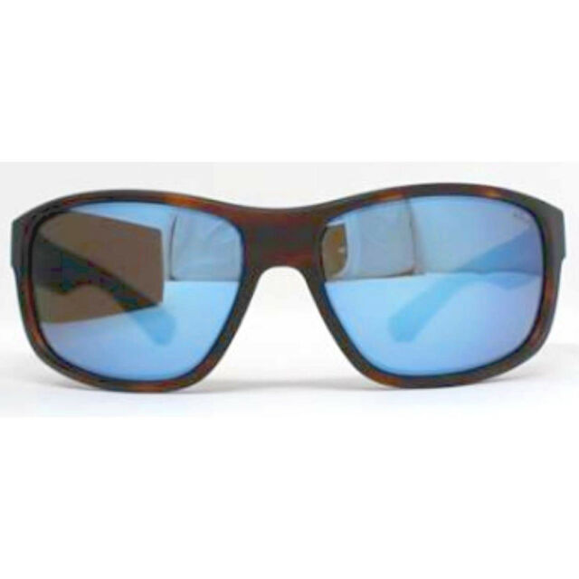 3c939f0f6a Revo RE1006 BASELINER Sunglasses 02 BL Matte Dark Tortoise Blue Water Lens  61MM