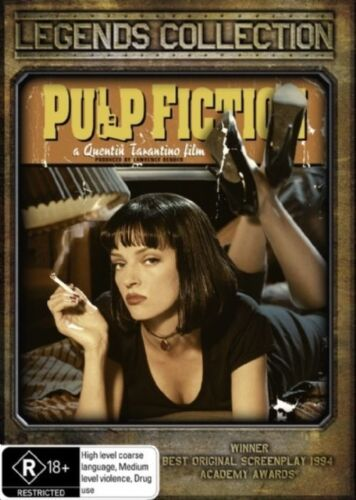 1 of 1 - PULP FICTION: Special Edition (R4 DVD, 2-Discs)