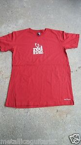 RED STAG BOURBON - MENS PROMO T-SHIRT - LARGE L - *NEW*