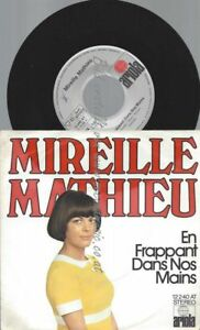7-034-Mireille-Mathieu-En-Frappant-Dans-Nos-Mains