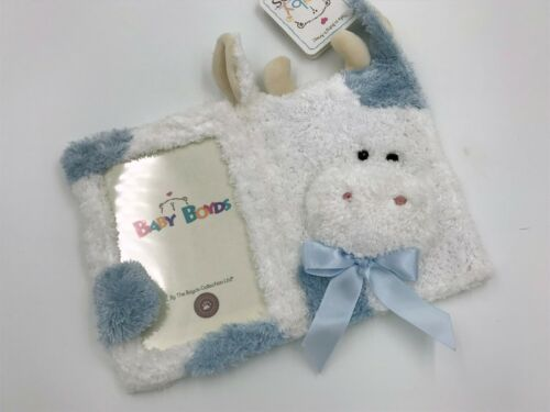 NWT cute cow frame Cow Picture Frame Moo Moo frame Baby Boyds Picture Frame
