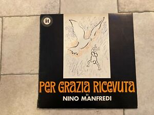 "De Angelis _ Per Grazia Ricevuta _ Vinile LP 33giri 12"" _ 1971 Italy DISCO MINT"