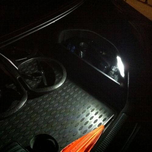 VW PASSAT B7 LED INTERIOR KIT PREMIUM 13 WHITE BULBS CANBUS ERROR FREE 2010-2016