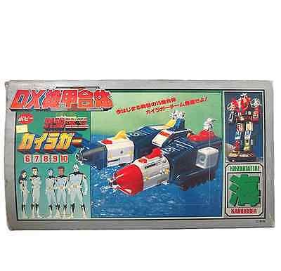 Spielzeug Poppy Superalloy Dairaga Roboter Neu Ols Lager Selten Wide Selection;
