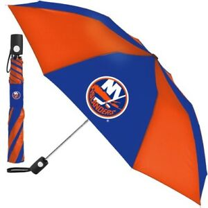 fdfbbc5d507c Details about New York Islanders Compact Umbrella