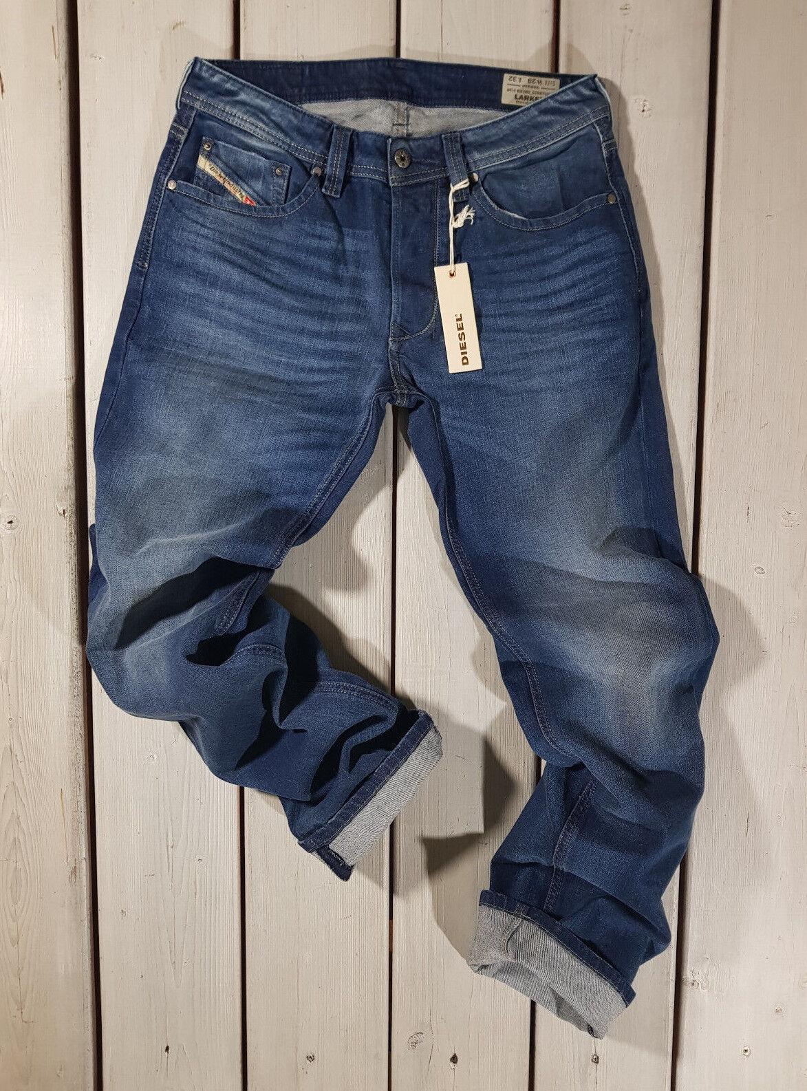 estilo limitado seleccione para genuino grande descuento venta Nuevo Jeans de Hombre Diesel Larkee RX380 Azul Regulares ...