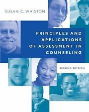 Principles and Applications of Assessment in Counseling 2nd