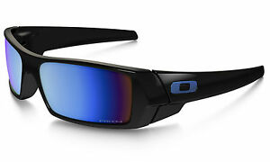 6aa41fee11e New Oakley Sunglasses In Box Gascan Black PRIZM Polarized Deep Water ...