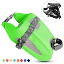 Waterproof Bicycle Bag Reflective Cycling Rear Seat Post Bag Large Capacity C2E6