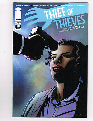 22-25 Vf/nm-nm 2012, Image Issues #19-20 Careful Thief Of Thieves