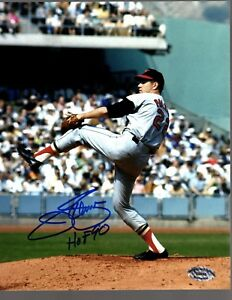 Jim-Palmer-Signed-Auto-Orioles-Pitching-8-x-10-Photo-W-HOF-90-SCH-Authentic