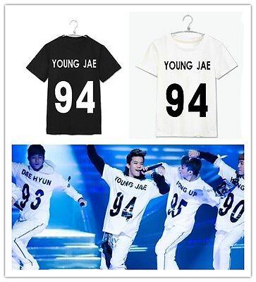 B.A.P BAP yongguk zelo himchan jongup Kpop 2014 Unisex T-shirt Fans Support New