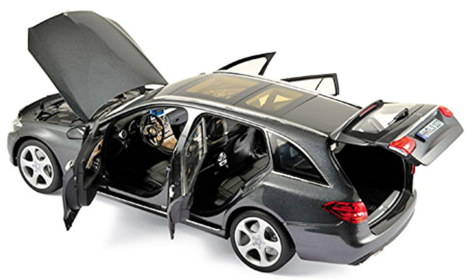 MERCEDES-BENZ CLASSE C s205 T-Modèle ESTATE 2014-16 Gris Grey Metallic 1:18 | Les Consommateurs D'abord  | Approvisionnement Suffisant Et Une Livraison Rapide  | Shop  | Qualité Supérieure