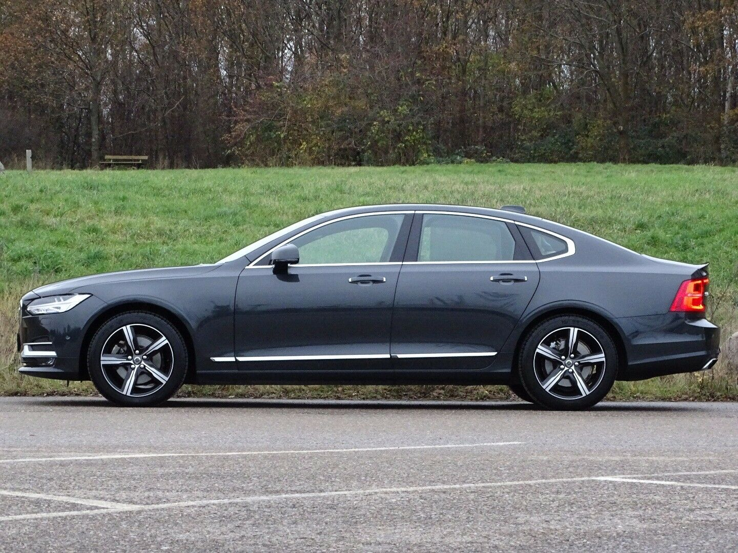Volvo S90 2,0 T5 254 Inscription aut. - billede 3