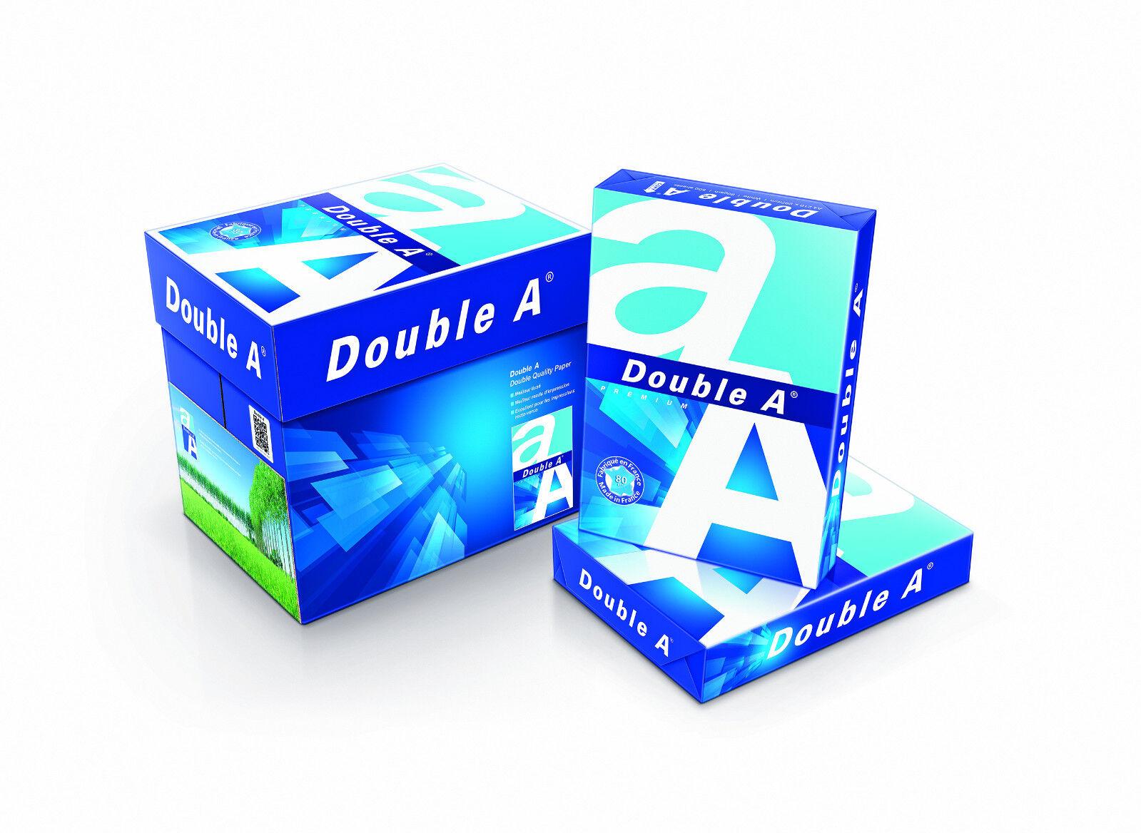 Double A 80g m² Premium Papier Universalpapier DIN A4 DoubleA weiß Kopierpapier | Sonderaktionen zum Jahresende  | Offizielle Webseite