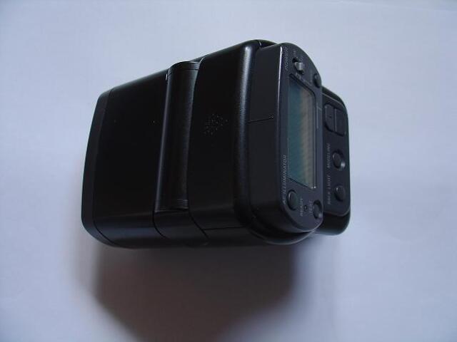 Sony HVL F32X Aufsteckblitz
