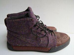 419444 uomo lana tessuto in scarpa da 2010 Harris in di Pelle trama Nike marrone Tweed con qtAZ8