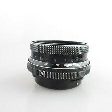 Für Pentacon Six Zeiss Biometar red MC 2.8/80 Objektiv / lens