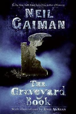 Neil Gaiman - THE GRAVEYARD BOOK - 1st/1st