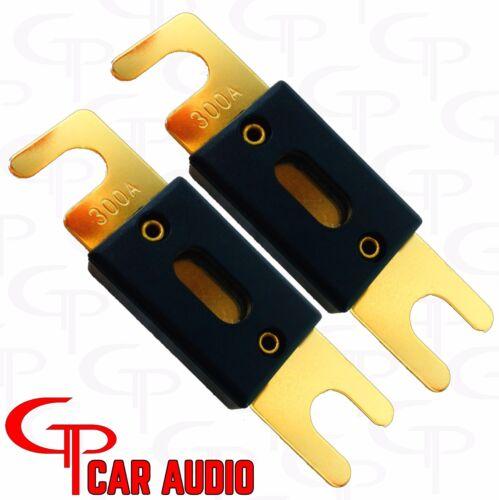2 450 AMP ANL Fuses GP Car Audio