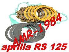 DISCHI FRIZIONE MODIFICA KEVLAR APRILIA RS 125 + GUARNIZ. F1411SR S410010008005