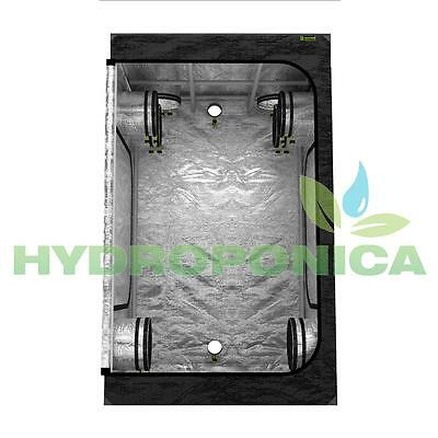 GROW TENT 1.2m x 0.6m x 1.2m METAL FRAME 1mm STEEL 22mm POLES Hydrolab LAB120-S
